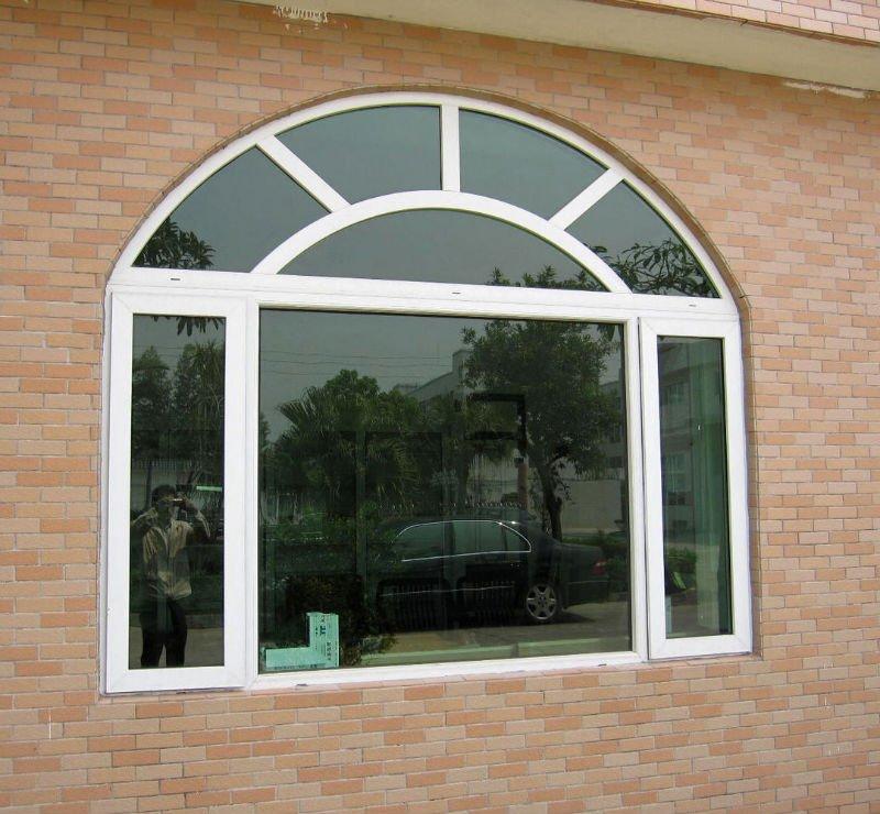 Cerramientos pvc frampe murcia for Puertas en forma de arco