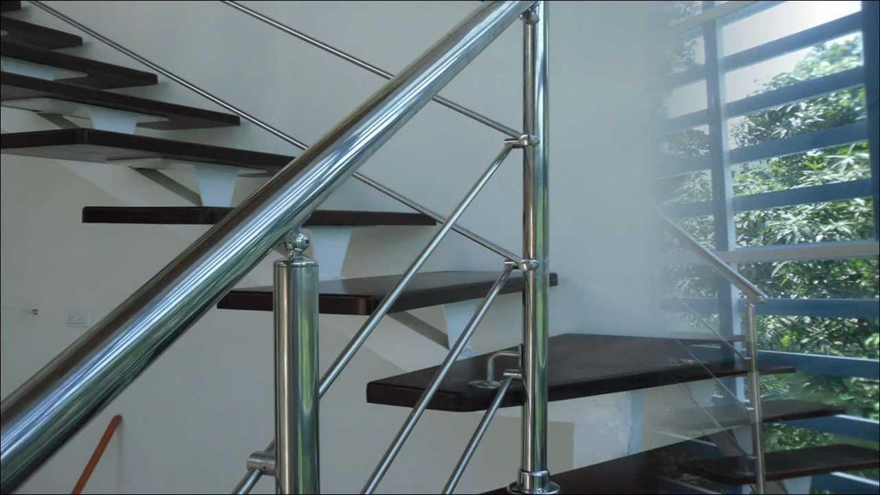 Cerramientos acero inox frampe murcia - Baranda de escalera ...