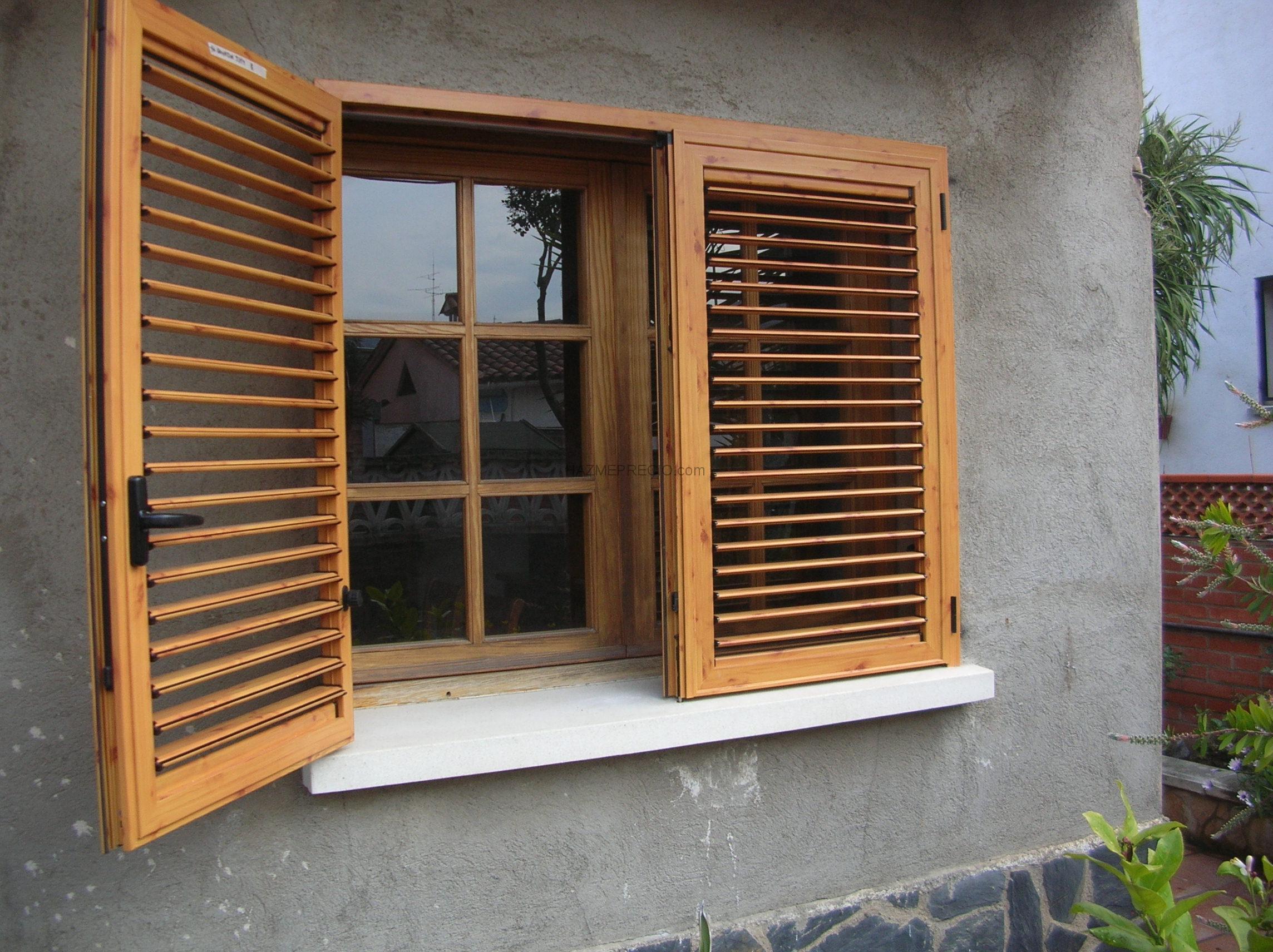 Cerramientos de aluminio frampe murcia for Ventanas con persianas incorporadas