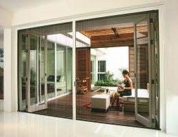 mosquiteras-plisada-puerta